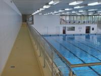 Hlavní bazénová hala