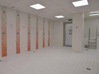 Sprchy a zázemí