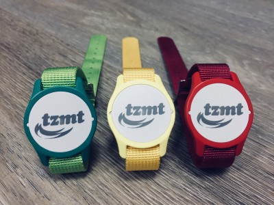 Čipové hodinky